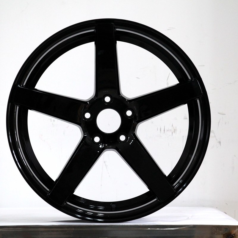 cost-efficient 17 inch black alloys aluminum manufacturing for Toyota