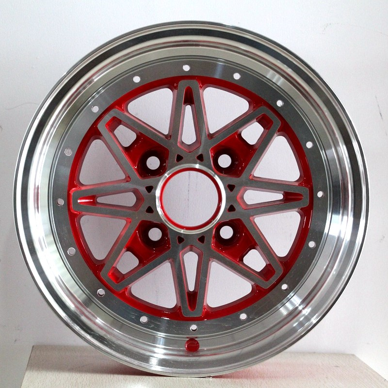 high quality alloy wheel manufacturer white manufacturing for Toyota-1