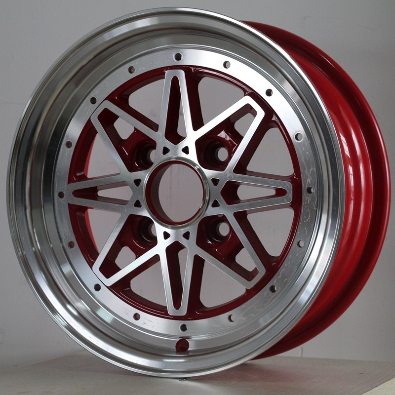 high quality alloy wheel manufacturer white manufacturing for Toyota-2