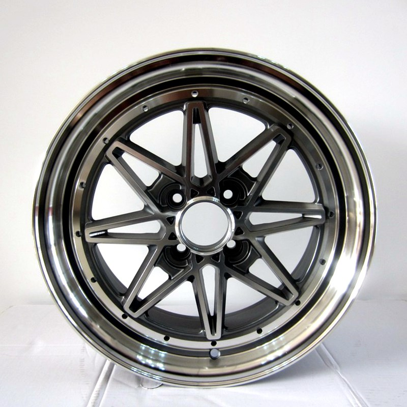 high quality alloy wheel manufacturer white manufacturing for Toyota-3