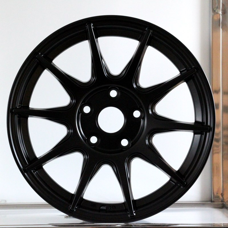 custom rims and tires for sale matte black manufacturing for Toyota-2