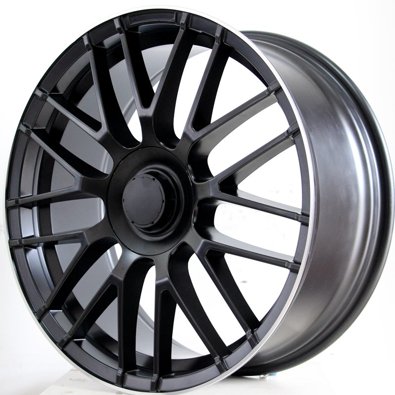 XPW low-pressure casting mercedes benz 22 inch rims manufacturing for mercedes-4
