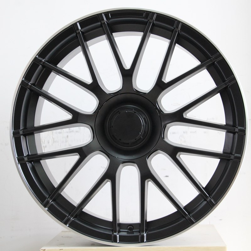 XPW low-pressure casting mercedes benz 22 inch rims manufacturing for mercedes-5