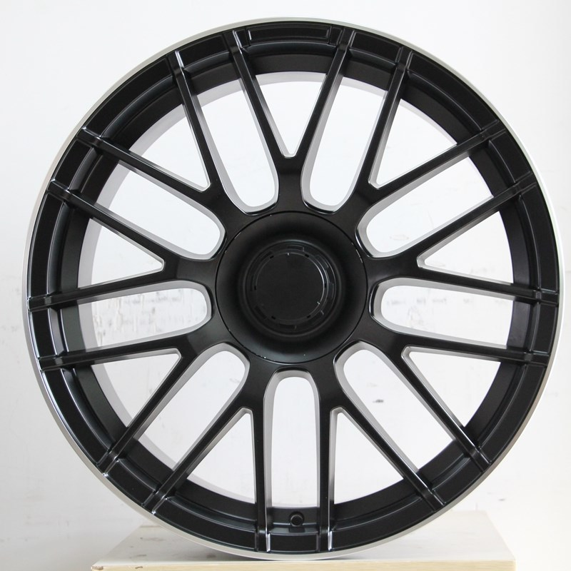 XPW low-pressure casting mercedes benz 22 inch rims manufacturing for mercedes