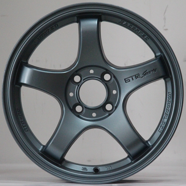 custom black truck rims aluminum manufacturing for Honda series-1