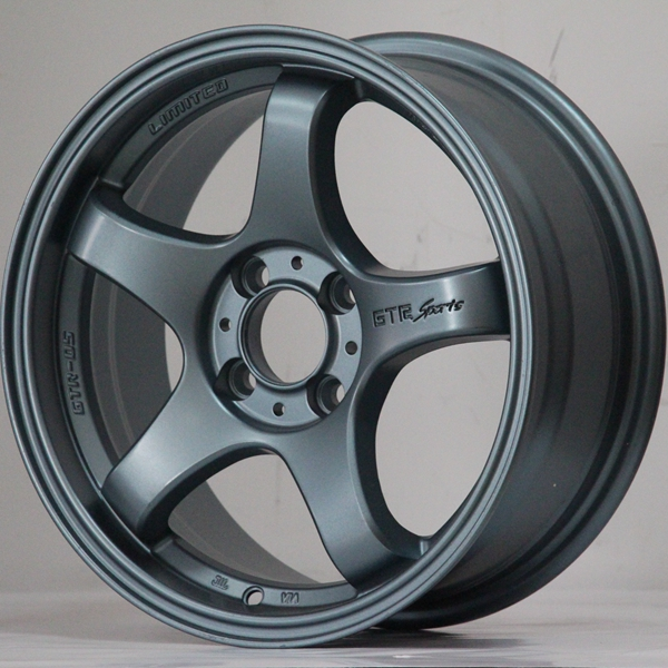 custom black truck rims aluminum manufacturing for Honda series-2