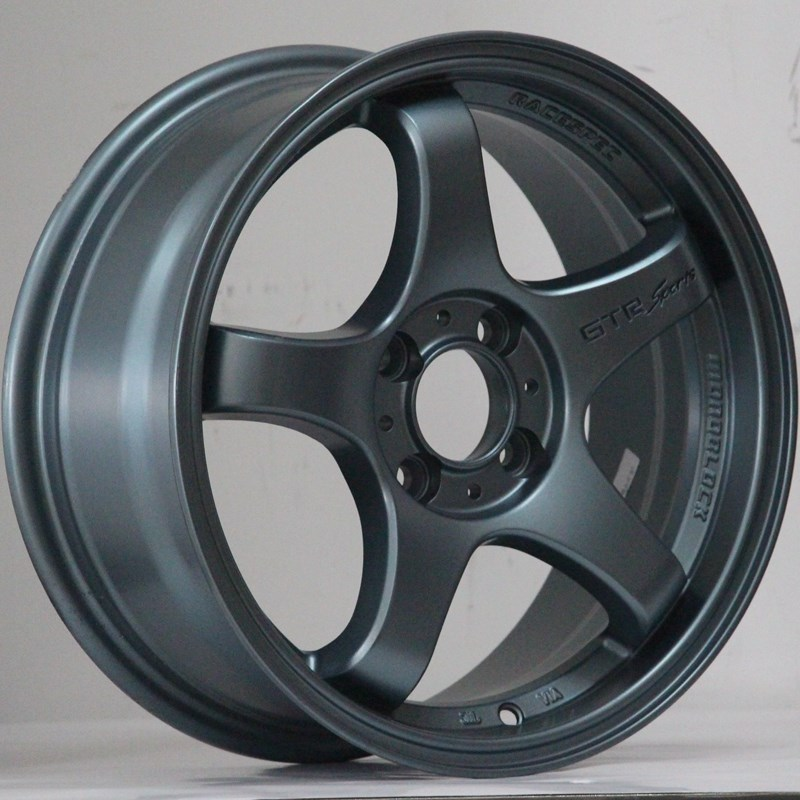 custom black truck rims aluminum manufacturing for Honda series-3