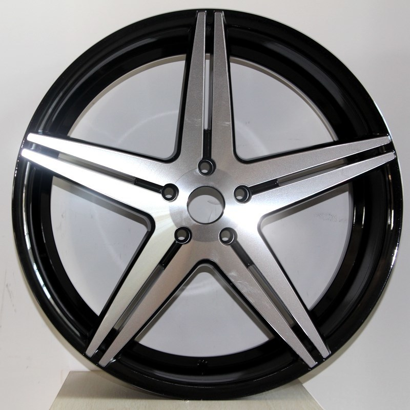 XPW high quality 20 inch gloss black rims manufacturing for vehicle