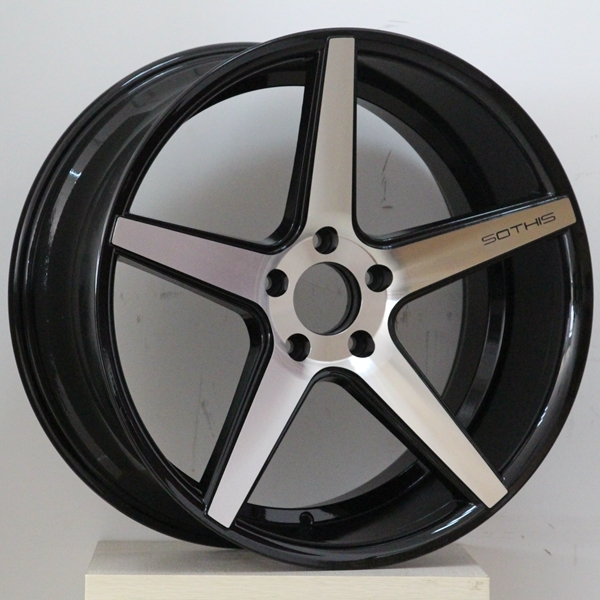 CV3 20inch black  color wheel rims