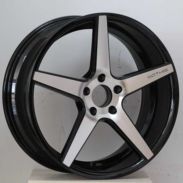 professional 20 custom wheels manufacturing for vehicle