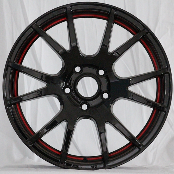 high quality 15 aluminum wheels aluminum manufacturing for vehicle-1