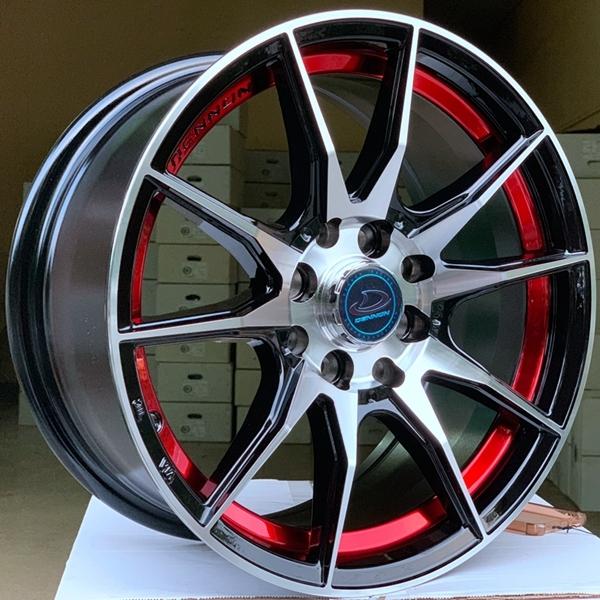 15inch sports rims mutil color wheels