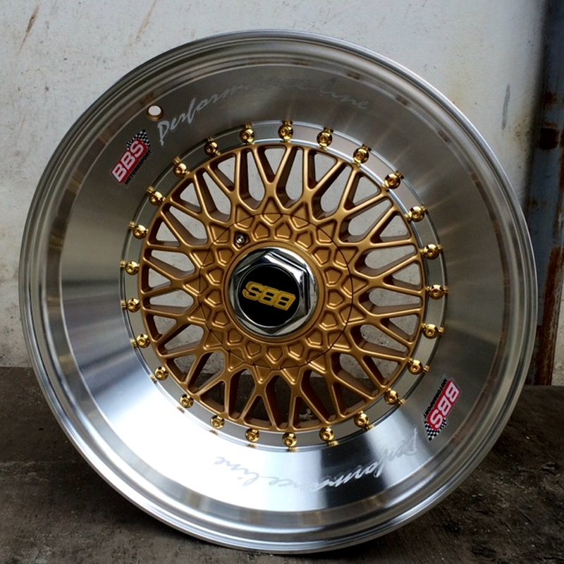 BBS  alloy  wheels  rims