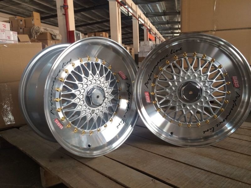 cost-efficient 15 inch truck wheels novel design with beautiful shape design for Toyota
