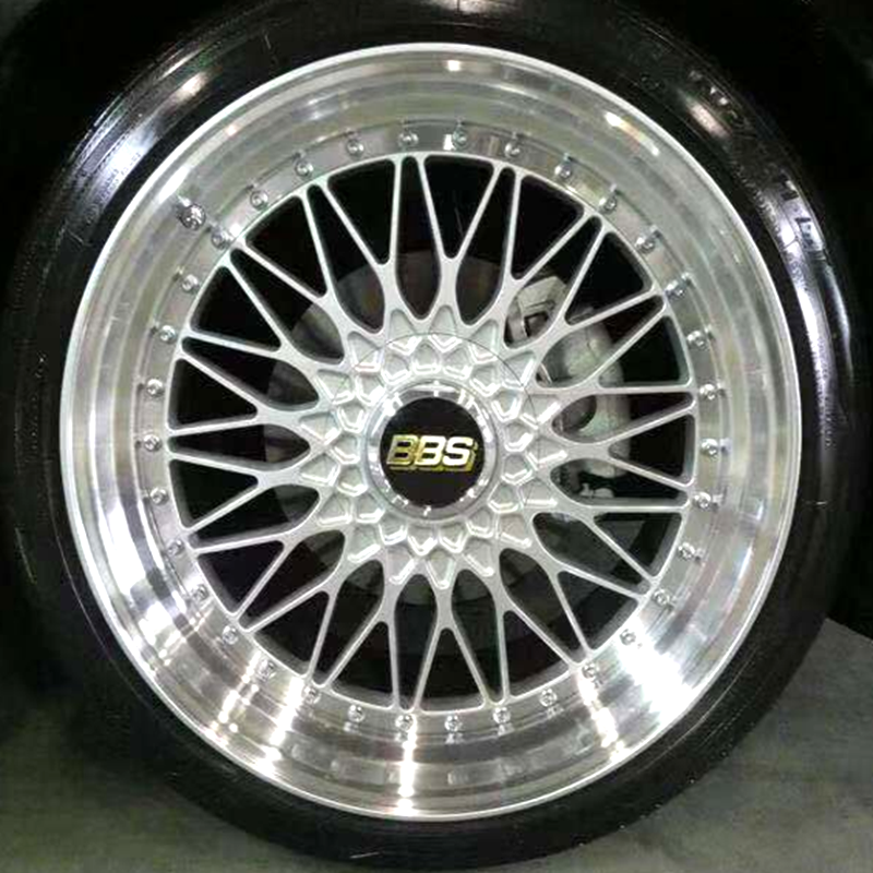 XPW aluminum chrome wheels and tires series for cars-7