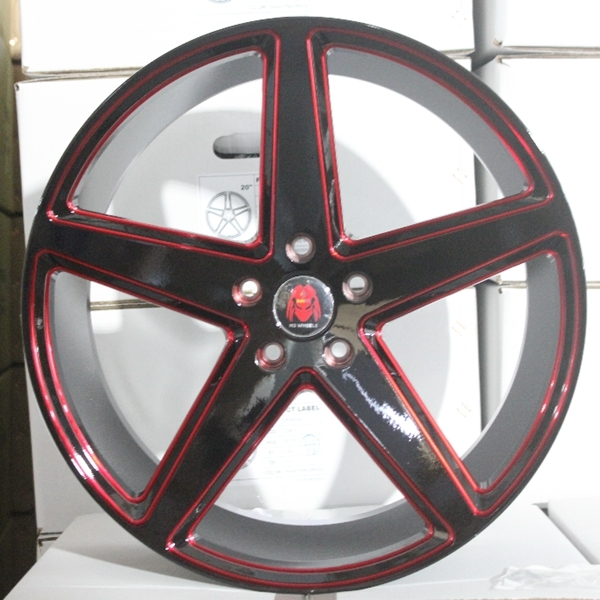 Alloy wheels Manufacturing mode