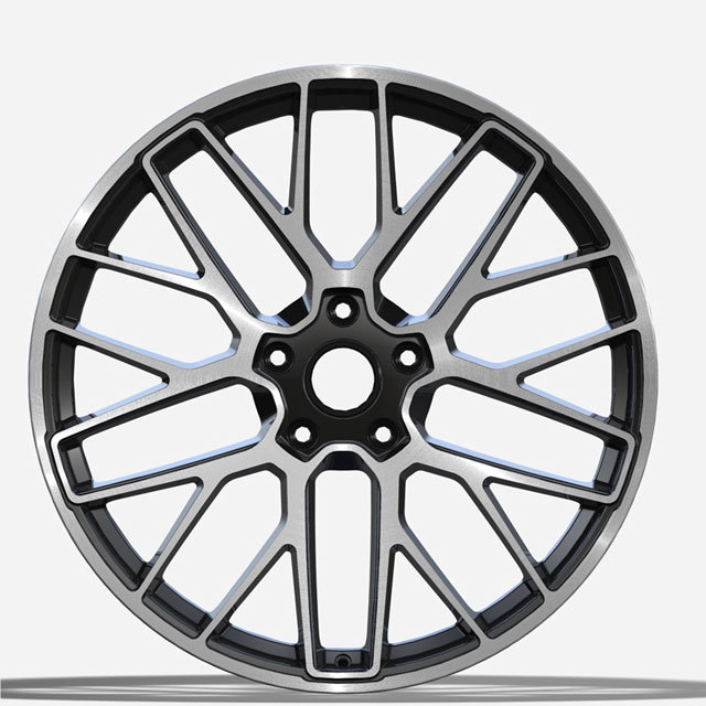 0119 22inch alloy  wheels used for porsche and benz car