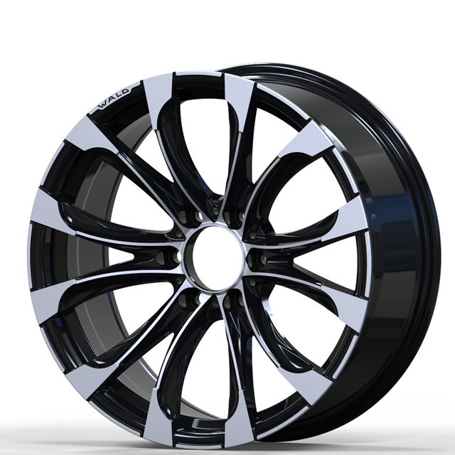 effcient suv rims alloy design for vehicle