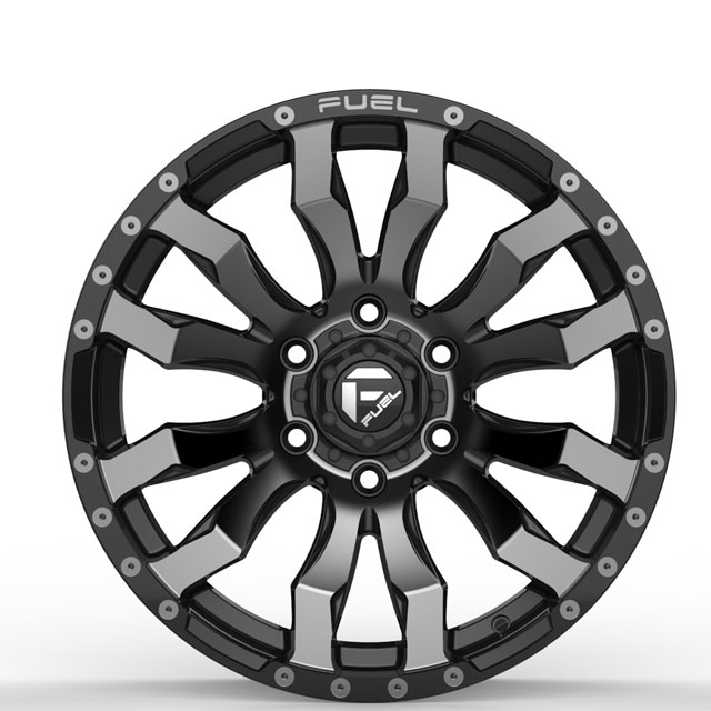 XPW black with bronze face suv rims and tires wholesale for vehicle-4