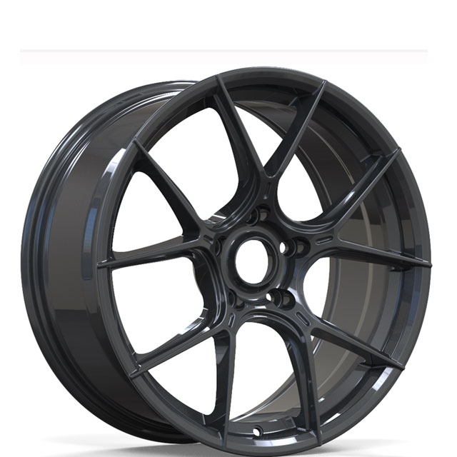 cost-efficient 18 silverado wheels matt black supplier for vehicle-1