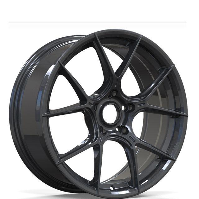 custom 18 wheels for sale aluminum OEM for Toyota-1