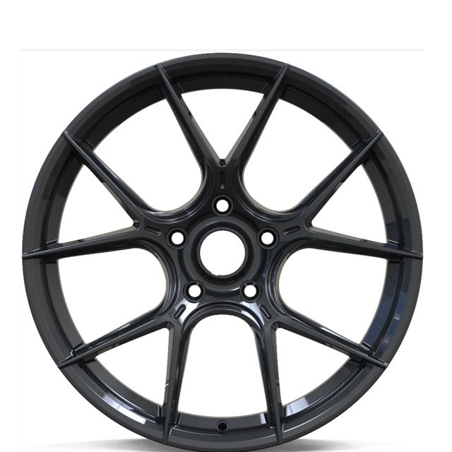 cost-efficient 18 silverado wheels matt black supplier for vehicle