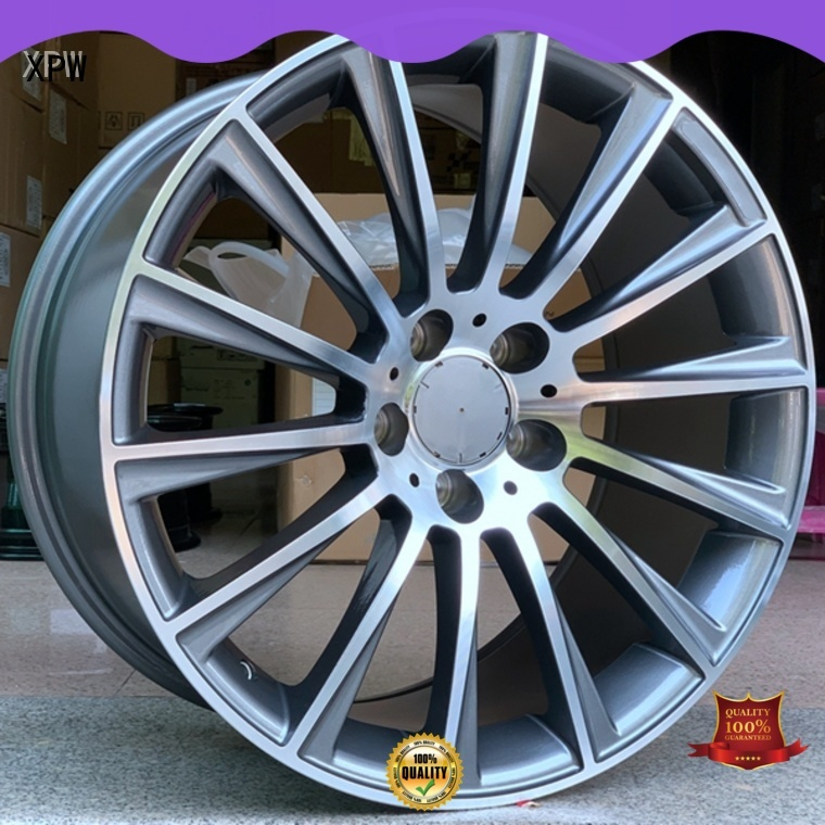 XPW professional 20 inch rims supplier for vehicle
