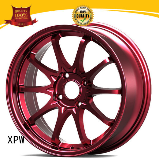 custom truck wheels and tires aluminum wholesale for vehicle