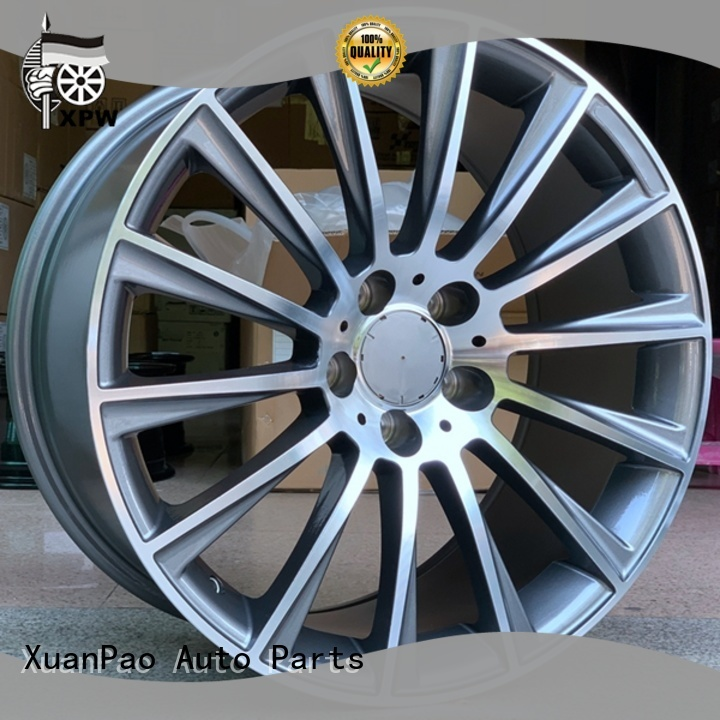 XPW professional 20 inch mercedes wheels supplier for cars