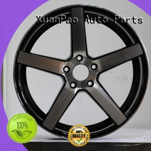 XPW aluminum 17 wheels manufacturing for Toyota
