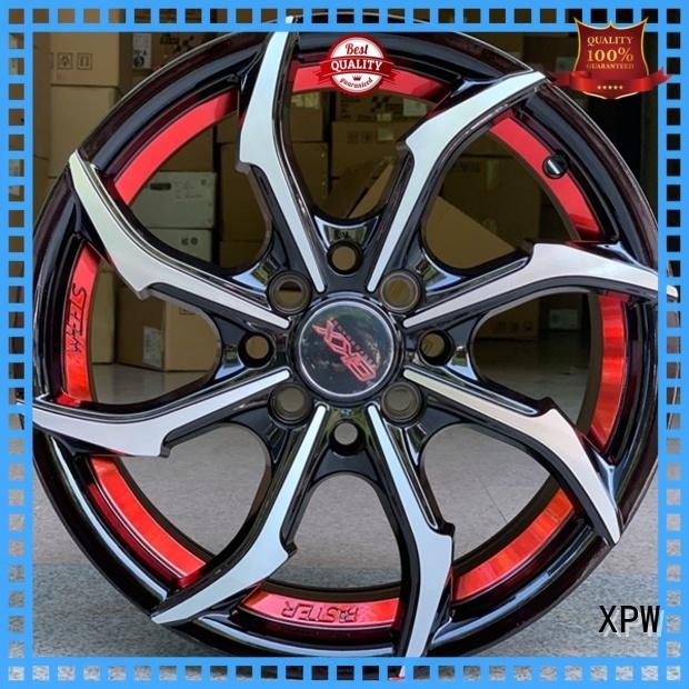 XPW fashion 4x4 wheels customized for Honda series