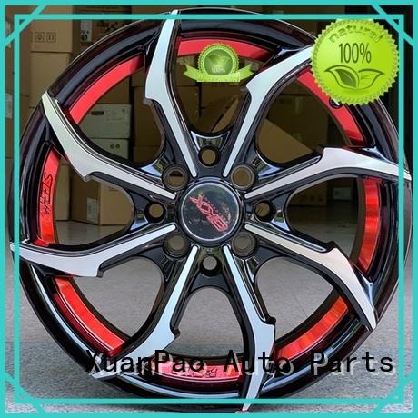professional 15 rims aluminum customized for cars