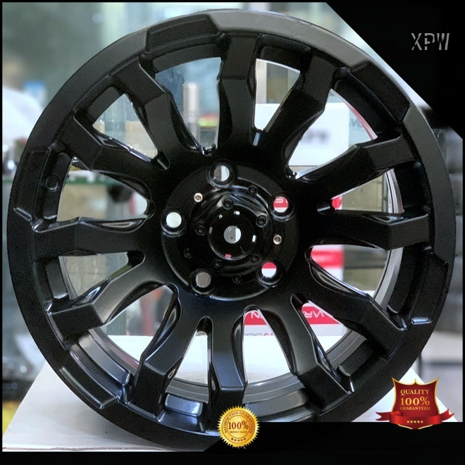 XPW power coating 15 chrome wheels manufacturing for Honda series