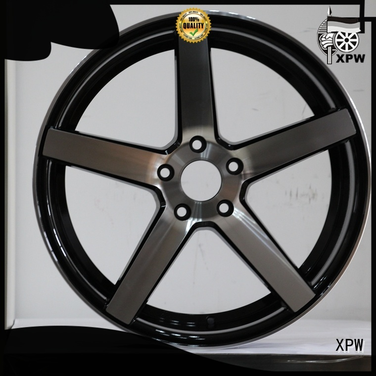 XPW aluminum chrome bullet hole wheels wholesale for cars