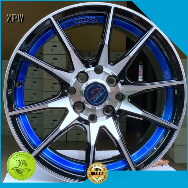 long lasting 15 inch car rims aluminum design for Honda series