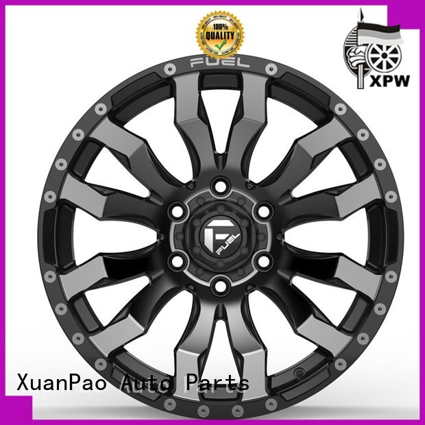 XPW 20 rims and tires for sale supplier for vehicle