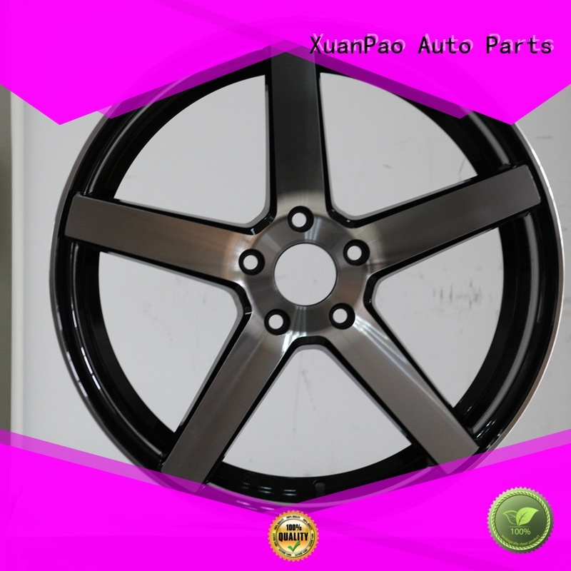 professional discount wheels power coating wholesale for Honda series