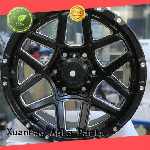 XPW aluminum 17 inch car rims wholesale for Toyota