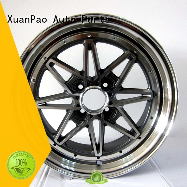 fashion 15 inch truck wheels aluminum customized for Honda series