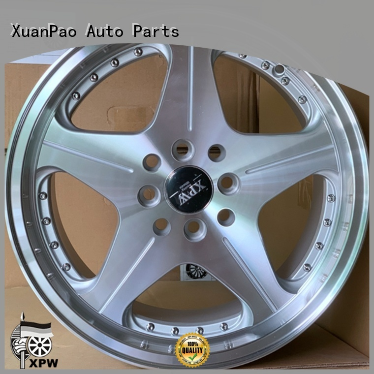 XPW durable 16 rims OEM for vehicle