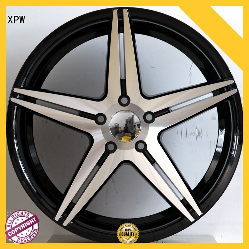 XPW professional 20 inch rims customized for car