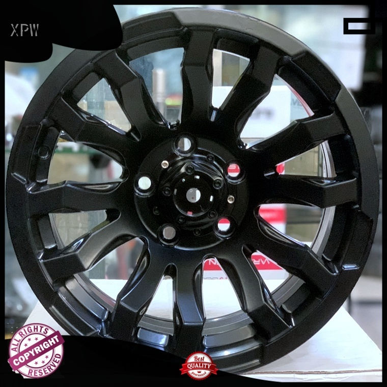high quality 15 chevy rims power coating manufacturing for Honda series