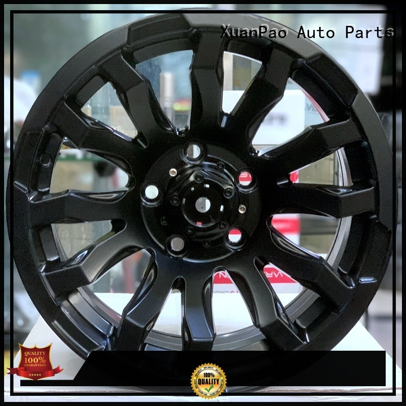 fashion racing rims aluminum wholesale for Toyota
