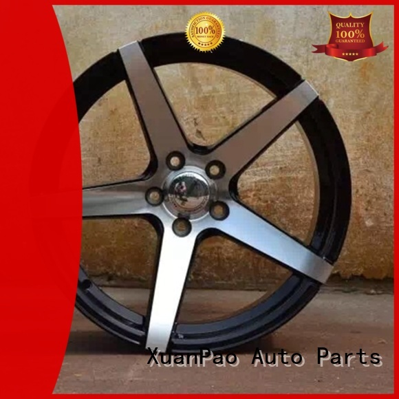 XPW reliable 18 inch rims 5 lug manufacturing for vehicle