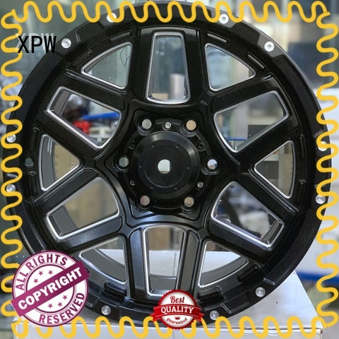 fashion oem wheels alloy manufacturing for Toyota
