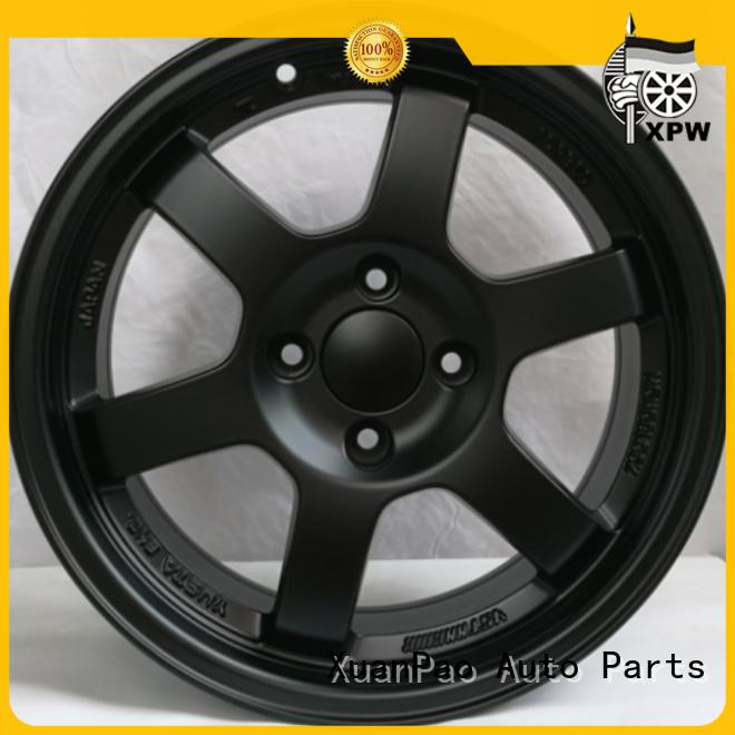 professional chrome wheels white wholesale for Honda series
