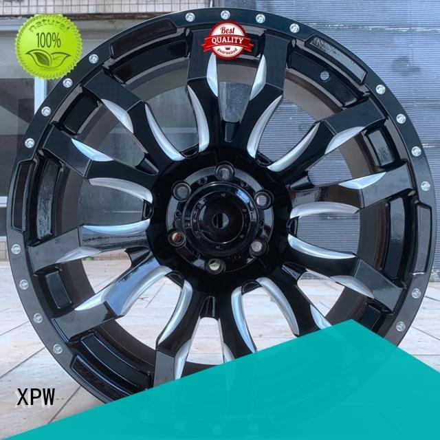 high quality 20 inch truck wheels customized for turcks