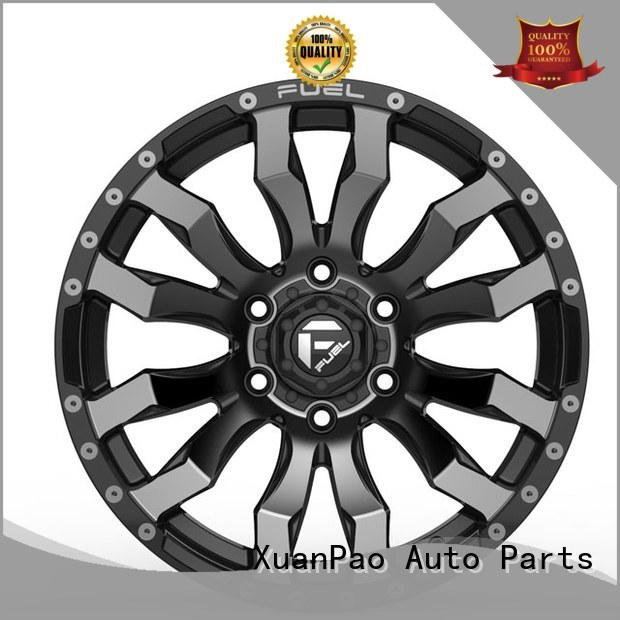 effcient 18 inch suv rims alloy design for vehicle