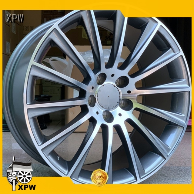 19 inch wheels manufacturing for truck XPW