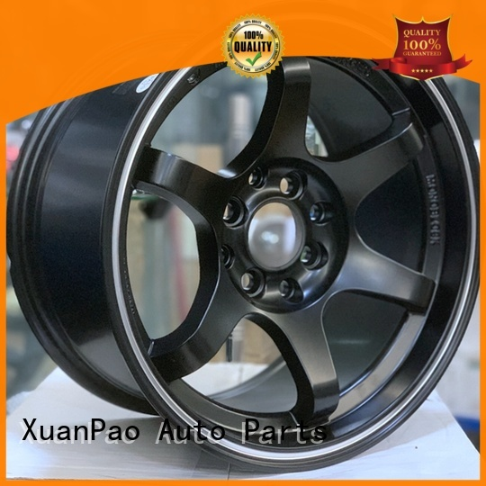 XPW professional 15 alloy wheels manufacturing for cars